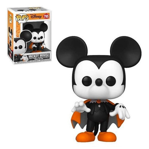 Funko Pop! Animation - Disney #795 - Halloween - Spooky Mickey