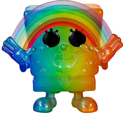 Funko Pop! Animation - Pride 2020 - Spongebob Squarepants #558 - Spongebob Squarepants (Rainbow)