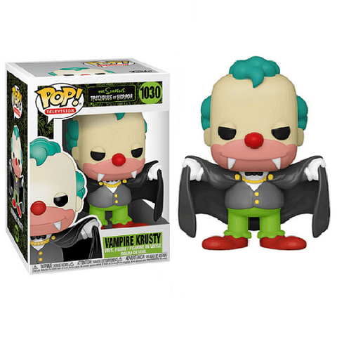 Funko Pop! Animation – The Simpsons #1030 – Vampire Krusty
