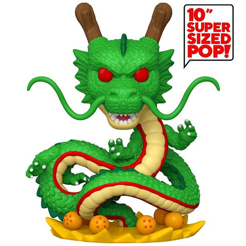 Funko Pop! Animation - Dragonball Z S8 - Shenron Dragon (10 inch)