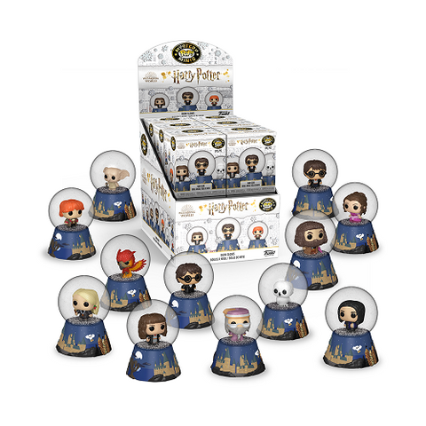Funko Mystery Mini – Snow Globes - Harry Potter