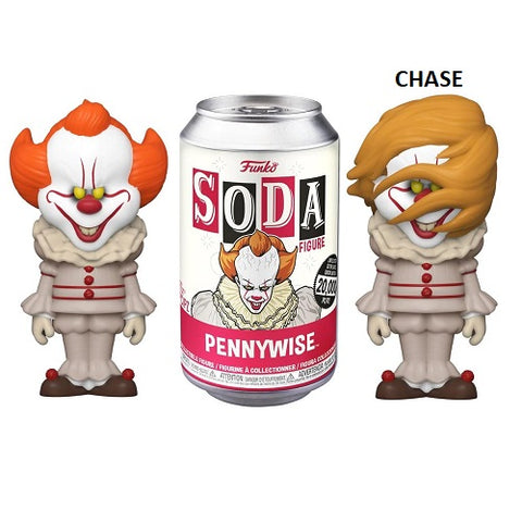Funko SODA - IT Movie - Pennywise