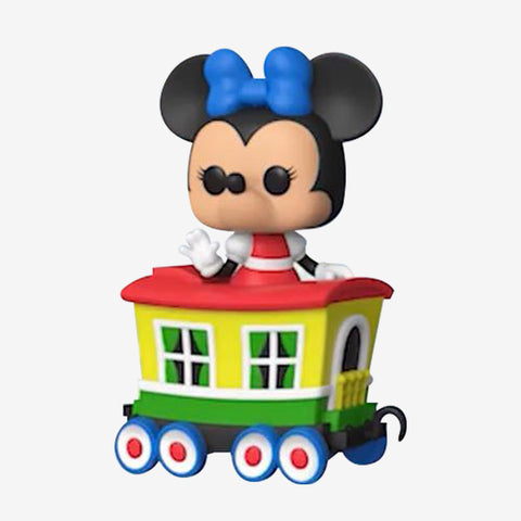 Funko Pop! Trains - Disney #06 - Minnie Mouse (On the casey jr Train) (Exclusive)