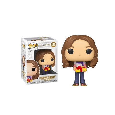 Funko Pop! Movies #123 Harry Potter Holiday - Hermione Granger