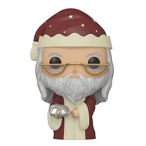 Funko Pop! Movies #125 Harry Potter Holiday - Dumbledore