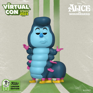 [Pre-Order] Funko POP! Disney – Alice in Wonderland – Caterpillar (Spring Convention 2021 Exclusive)