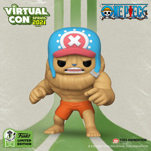 [Pre-Order] Funko POP! Animation – One Piece – Buffed Chopper (Spring Convention 2021 Exclusive)