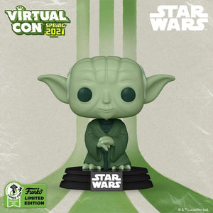 [Pre-Order] Funko POP! Artist Series – Star Wars – Yoda (Spring Convention 2021 Exclusive)