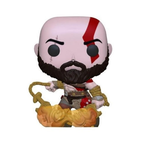 Funko Pop! Games - God Of War #269 – Kratos With Blades (Glow In The Dark) (Exclusive)