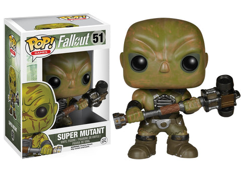 Funko Pop! Games - Fallout #51 - Super Mutant - Simply Toys