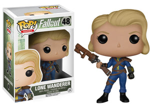 Funko Pop! Games - Fallout #48 - Lone Wanderer (Female) - Simply Toys