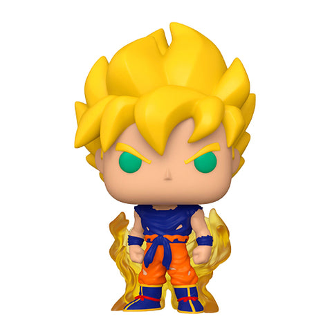 Funko Pop! Animation - Dragon Ball S8 #860 - Super Saiyan Goku (First Appearance)