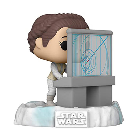 Funko Pop! Deluxe - Star Wars #376 - Leia (Exclusive)