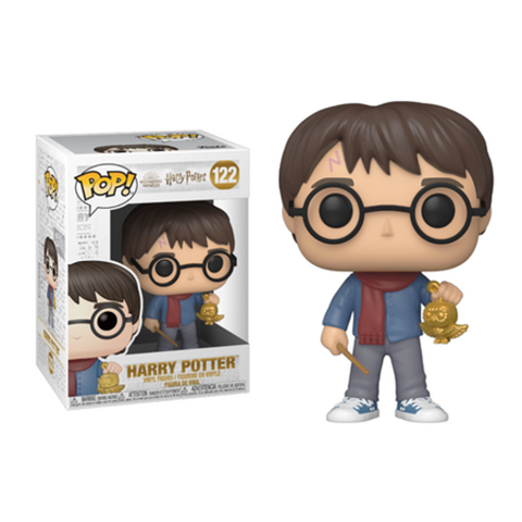 Funko Pop! Movies #122 Harry Potter Holiday - Harry Potter