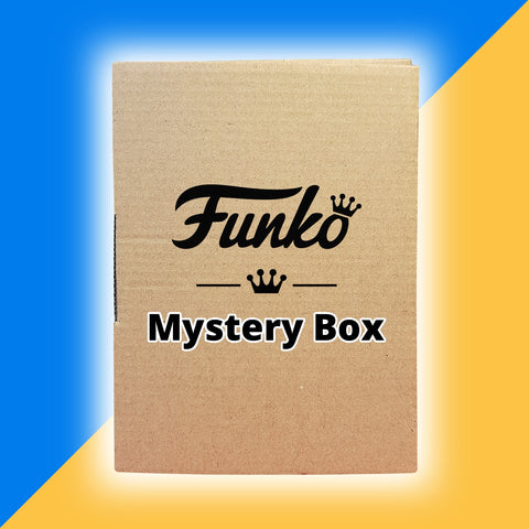 Funko Mystery Box Ticket (Volume 4 DC) x2 - Simply Toys