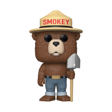 Funko Pop! Ad Icons - Smokey Bear #75 - Smokey Bear - Simply Toys