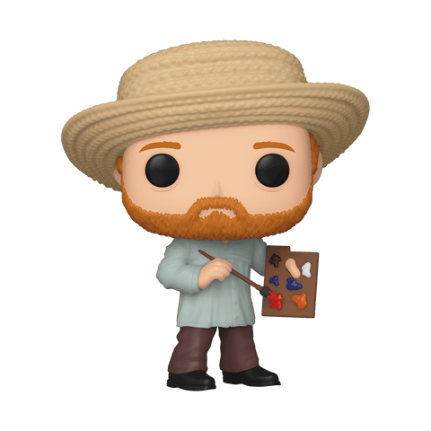 Funko Pop! Artists - Vincent van Gogh #03 - Vincent van Gogh - Simply Toys