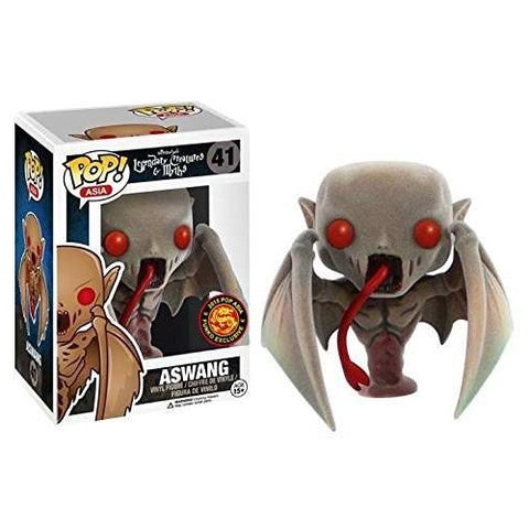 Funko Pop! Asia - Legendary Creatures & Myths #41 - Aswang (Flocked) (STGCC Exclusive)