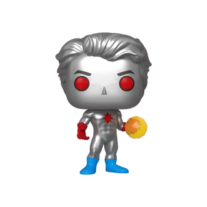 Funko Pop! DC - DC Super Heroes #333 - Captain Atom (Wondrous Convention 2020 Exclusive) - Simply Toys