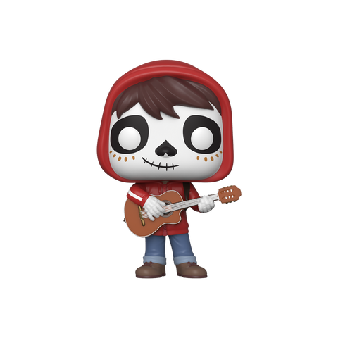 Funko Pop! Disney - Coco #741 - Miguel (with Guitar) (Wondrous Convention 2020 Exclusive) - Simply Toys