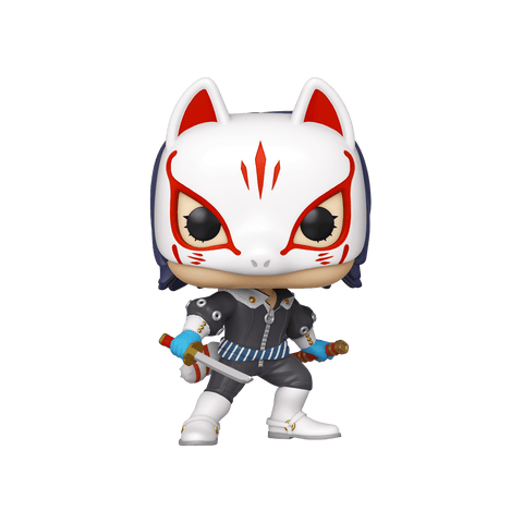 Funko Pop! Games - Persona 5 #584 - Fox (Exclusive) - Simply Toys