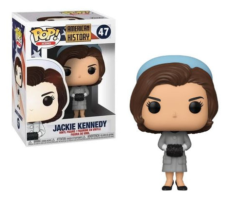 Funko Pop! Icons - American History #47 - Jackie Kennedy - Simply Toys