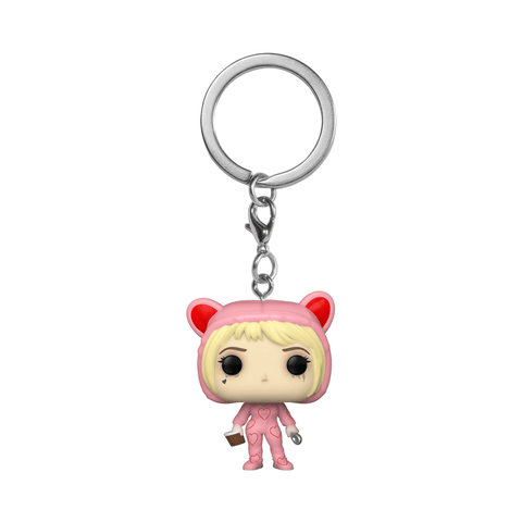 Funko Pop! Keychain - Birds of Prey - Harley Quinn (Broken Hearted) (Exclusive) - Simply Toys