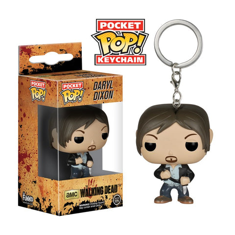 Funko Pop! Keychain - The Walking Dead - Daryl Dixon - Simply Toys