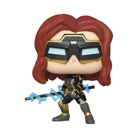 Funko Pop! MARVEL - Avengers Gamerverse #630 - Black Widow - Simply Toys