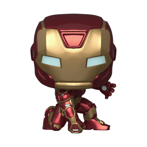 Funko Pop! MARVEL - Avengers Gamerverse #626 - Iron Man - Simply Toys
