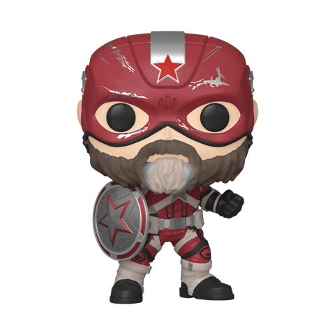 Funko Pop! MARVEL - Black Widow #608 - Red Guardian - Simply Toys