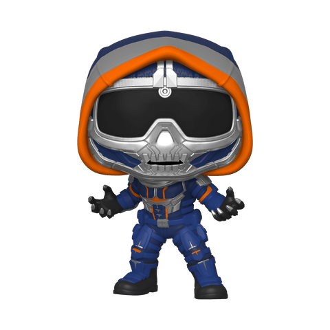 Funko Pop! MARVEL - Black Widow #610 - Taskmaster (with Claws) (Exclusive) - Simply Toys