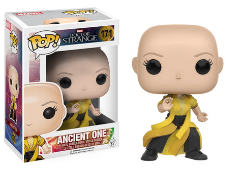Funko Pop! MARVEL - Doctor Strange #171 - Ancient One *VAULTED* - Simply Toys