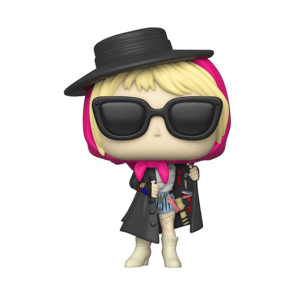 Funko Pop! Movies - Birds of Prey #311 - Harley Quinn Incognito (Exclusive) - Simply Toys