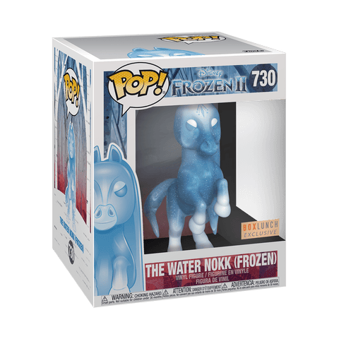 Funko Pop! Movies - Frozen II #730 - The Water Nokk (6 inch) (Exclusive) - Simply Toys
