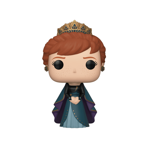 Funko Pop! Movies - Frozen II #732 - Anna (Epilogue) - Simply Toys