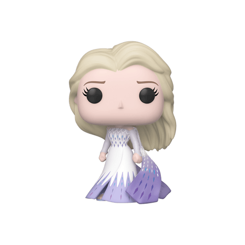 Funko Pop! Movies - Frozen II #732 - Elsa (Epilogue) - Simply Toys