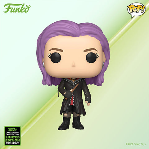 Funko Pop! Movies - Harry Potter #107 - Nymphadora Tonks (ECCC 2020 Convention Exclusive) - Simply Toys