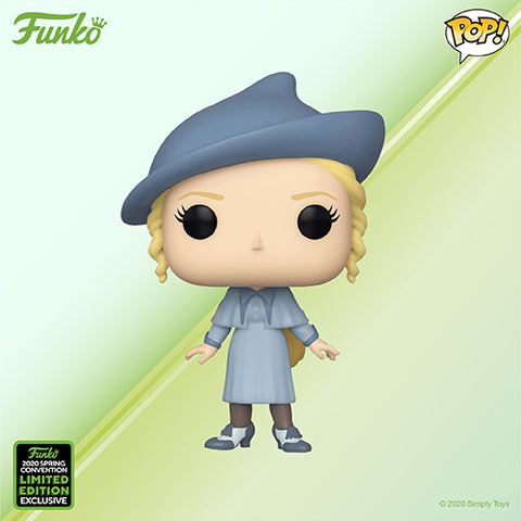 Funko Pop! Movies - Harry Potter #108 - Fleur Delacour (ECCC 2020 Convention Exclusive) - Simply Toys