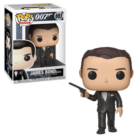 Funko Pop! Movies - James Bond #693 - James Bond (Pierce Brosnan) - Simply Toys