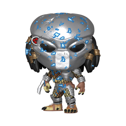 Funko Pop! Movies - Predator #913 - Predator (Electrified) (Exclusive) - Simply Toys