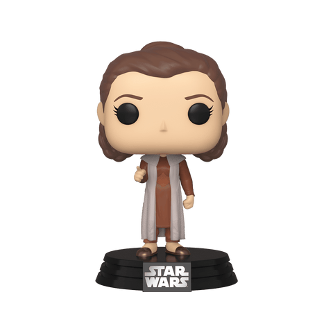 Funko Pop! Movies - Star Wars: The Empire Strikes Back 40th Anniversary #362 - Princess Leia (Bespin) - Simply Toys