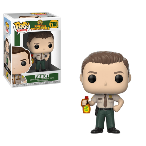 Funko Pop! Movies - Super Troopers #768 - Rabbit - Simply Toys
