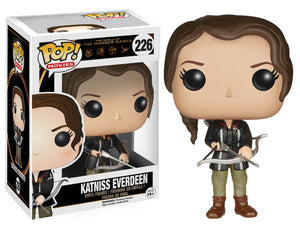 Funko Pop! Movies - The Hunger Games #226 - Katniss Everdeen *VAULTED* - Simply Toys