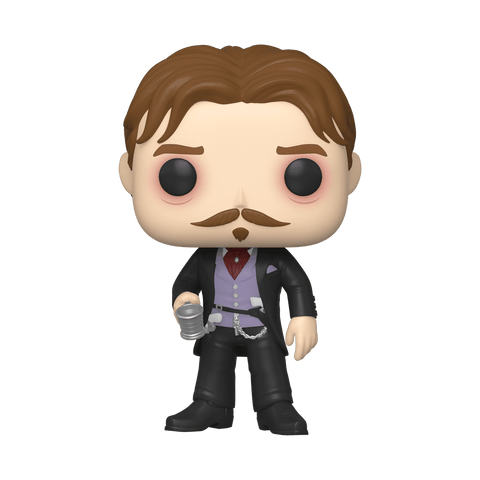 Funko Pop! Movies - Tombstone #855 - Doc Holliday (with Cup) (Exclusive) - Simply Toys