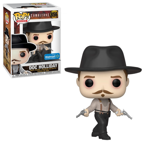 Funko Pop! Movies - Tombstone #856 - Doc Holliday (Stand Off) (Exclusive) - Simply Toys