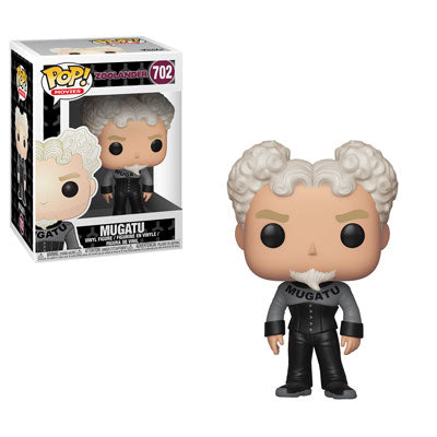 Funko Pop! Movies - Zoolander #702 - Mugatu - Simply Toys