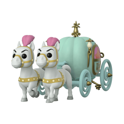 Funko Pop! Rides - Cinderella #78 - Cinderella's Carriage - Simply Toys