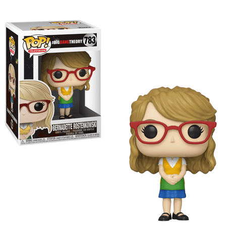 Funko Pop! Television - Big Bang Theory #783 - Bernadette Rostenkowski - Simply Toys