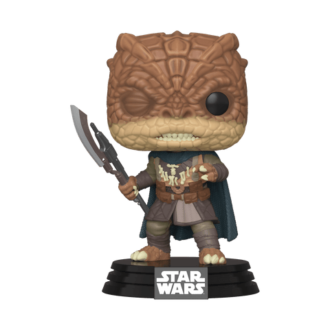 Funko Pop! Star Wars - The Mandalorian #357 - Trandoshan Thug (Exclusive) - Simply Toys